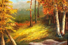 Fall Scene - John Dillaplain