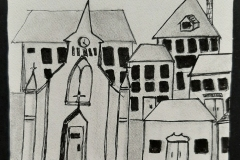 Town - Lois Holthaus