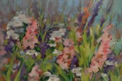 The Flower Garden - Ramah Alberts